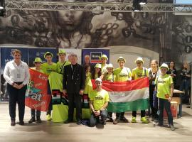 09.02.2019. FIRST LEGO League Semi-Final Miskolc