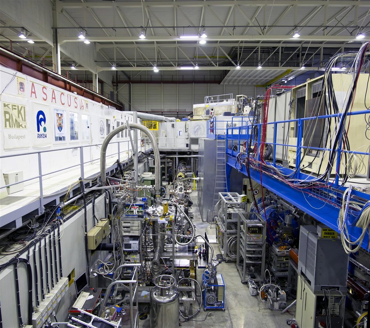 Az ASACUSA kísérlet a CERN Antianyaggyárában