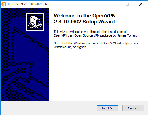 OpenVPN Windows 1